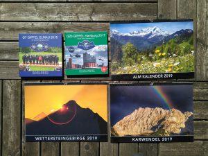 Mittenwald kalender 2019