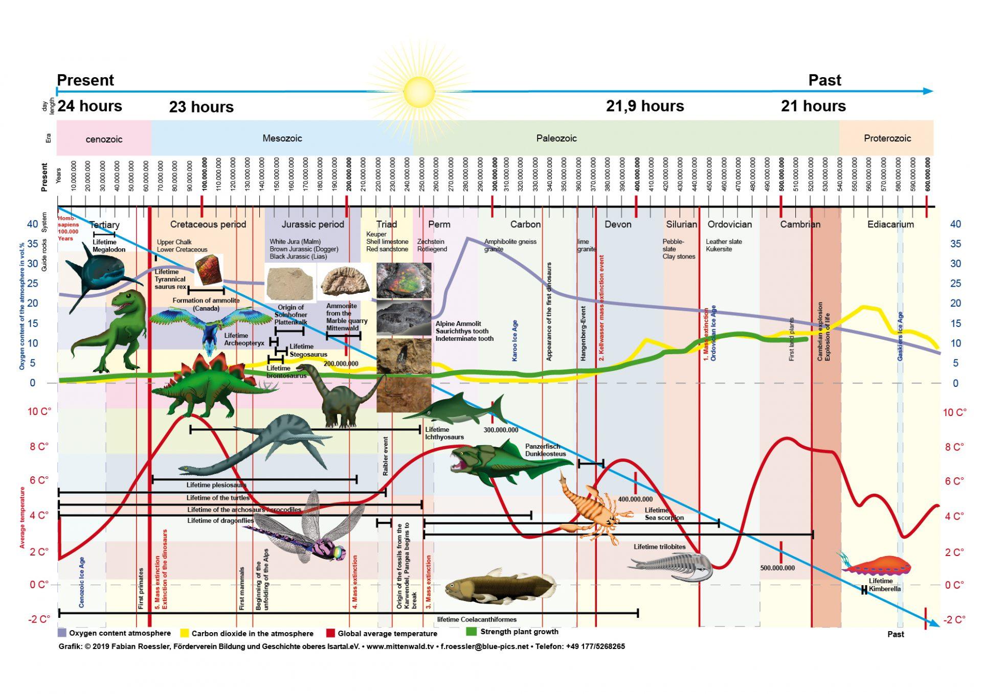 Evolution des Lebens