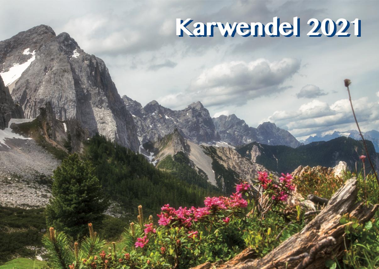 Karwendel Kalender 2021